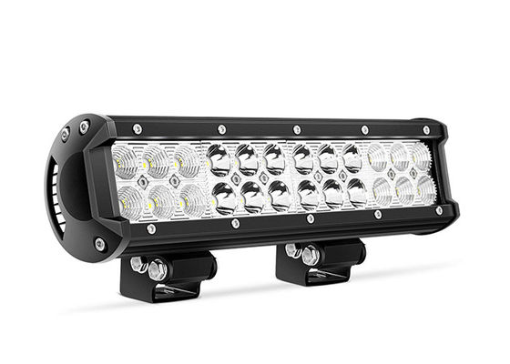 Barra ligera de conducción del jeep LED, luces de conducción de Off Road tres modelos