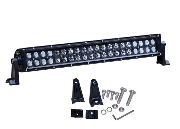 Dual Row Spot Flood Combo LED Light Bar For Driving Lights 8400 Lumen